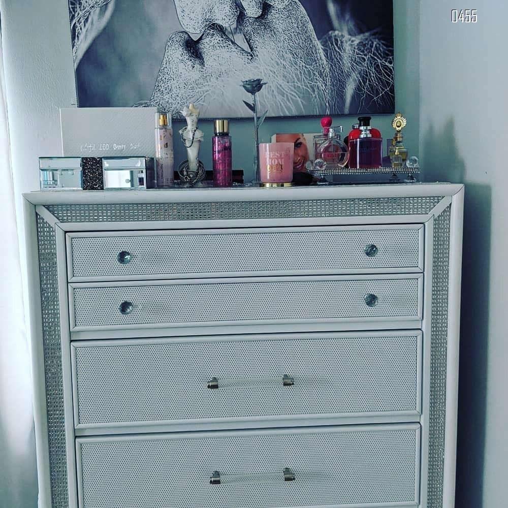 Crystal Glass Cabinet Knobs-30mm Diamond Shape Pulls Handles for Drawer Dresser Kitchen Cabinets Wardrobe Bathroom Cabinet Desk