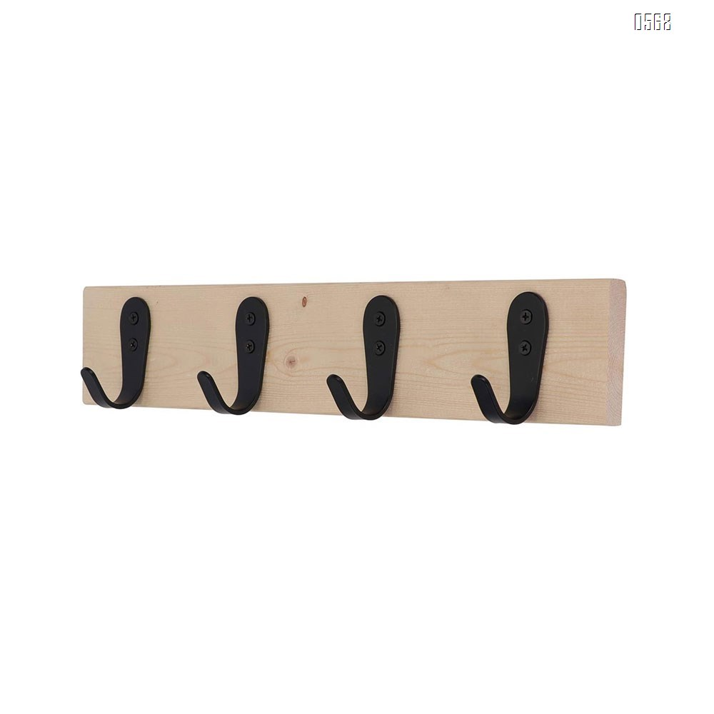 Heavy Duty Wall Hooks,Stainless Steel Screw On Hooks for Hanging Coats Plants Towels Keys Hats,Waterproof Single Shower Hanger Hooks for Garage Kitchen Bathroom Storage Organization