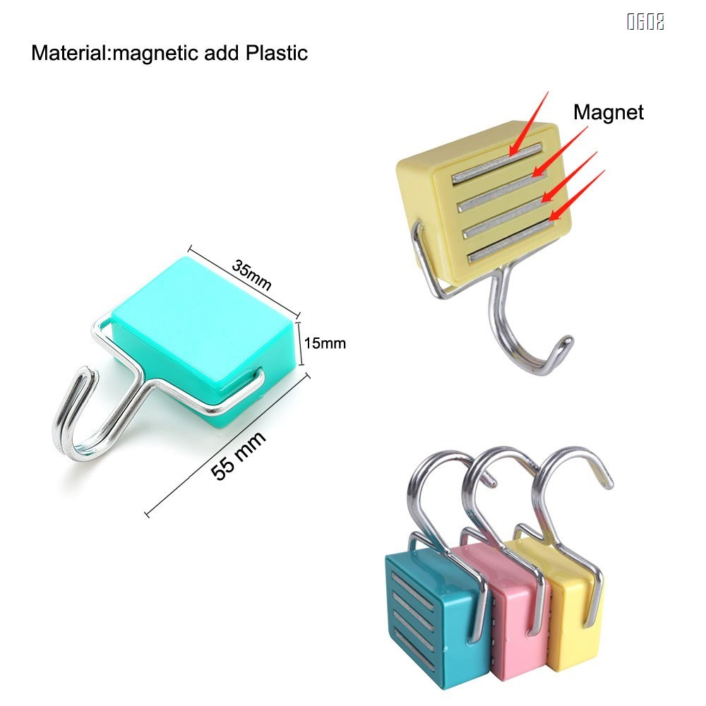 Magnetic Hooks, Creative Magnetic Hooks, Super Strong Magnetic Hooks, Colorful Magnetic Hooks, Powerful Magnetic Hooks