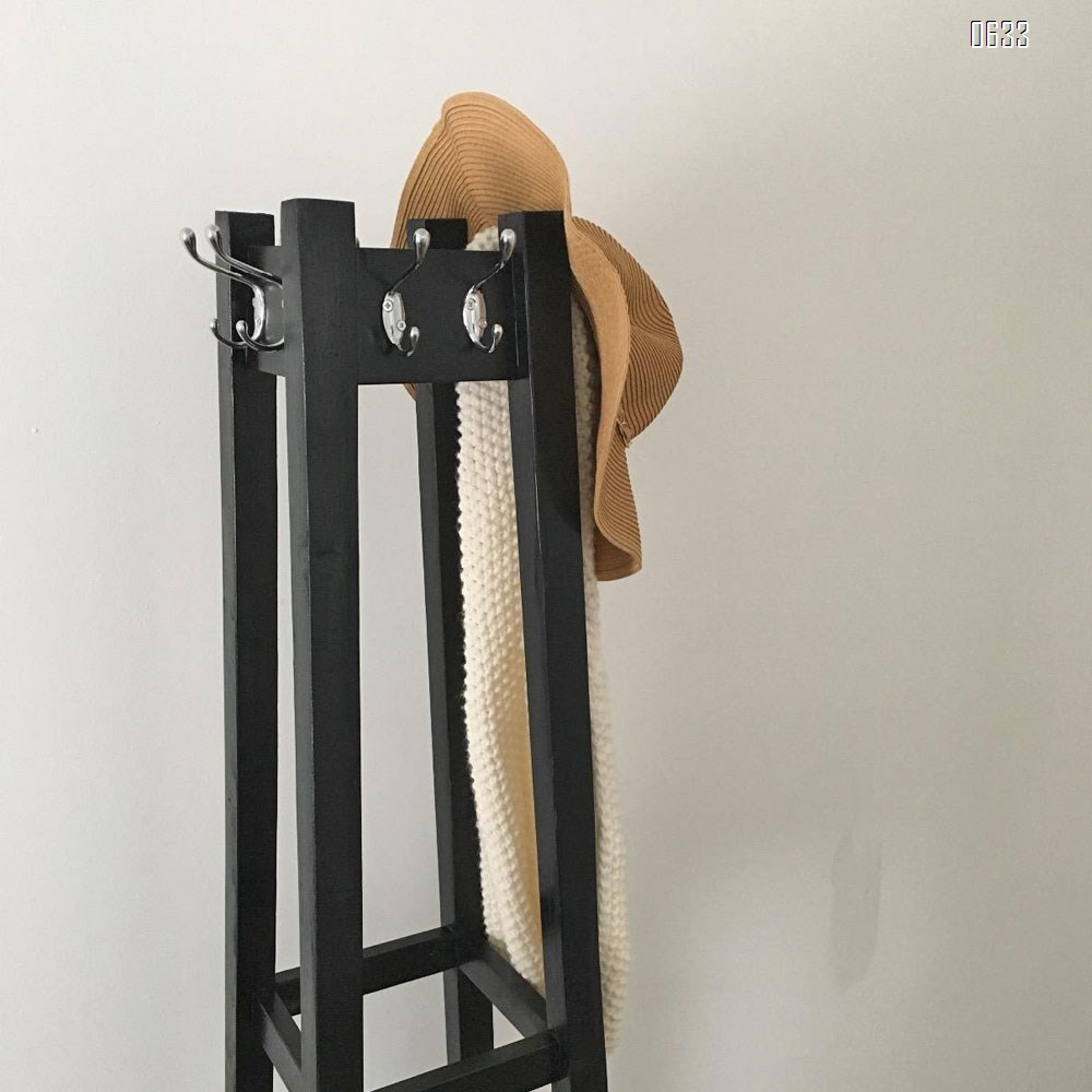 Ambipolar Heavy Duty Decorative Dual Coat Hook  Hat Hook - Wall Mounted Double Coat Hanger