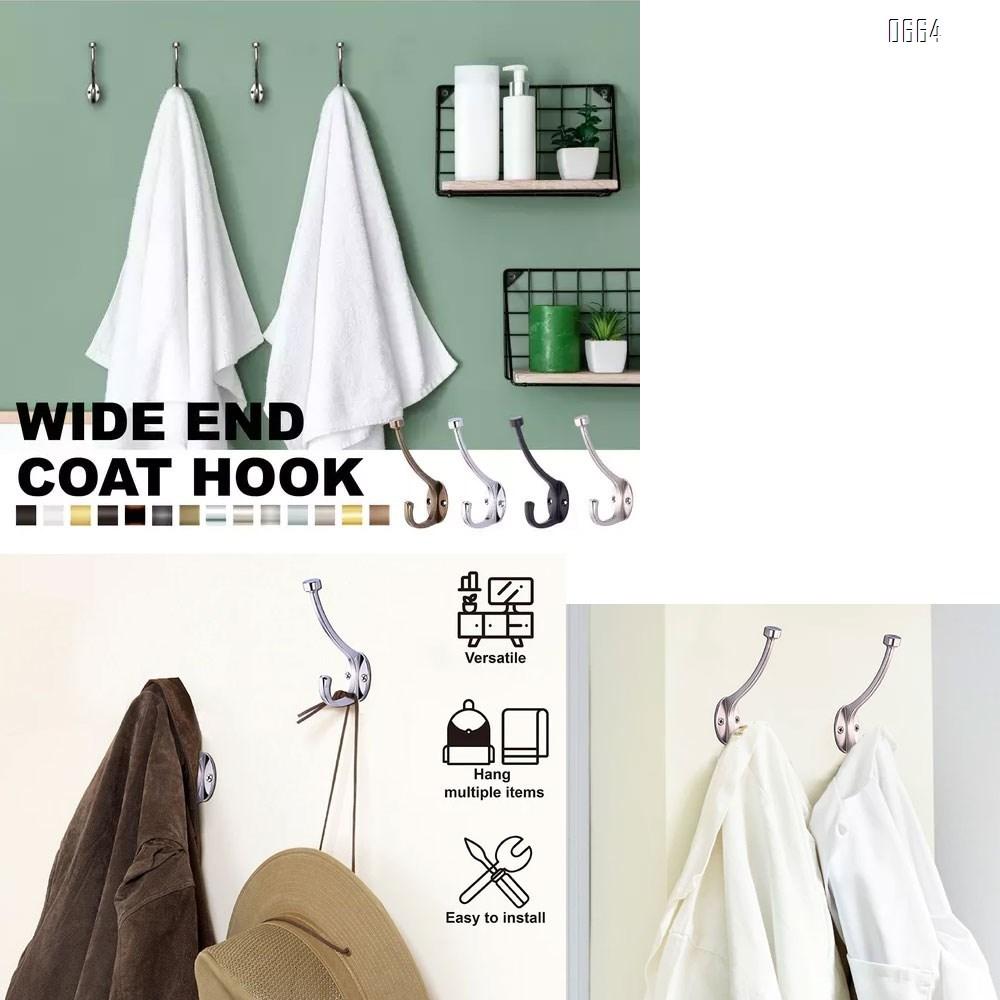 large coat hooks wall mounted