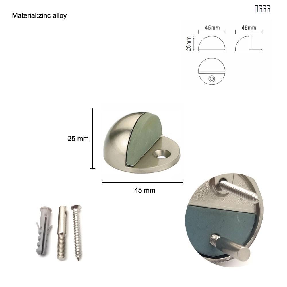 House accessories floor-standing dome door stop