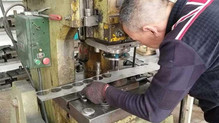 Stamping Workshop